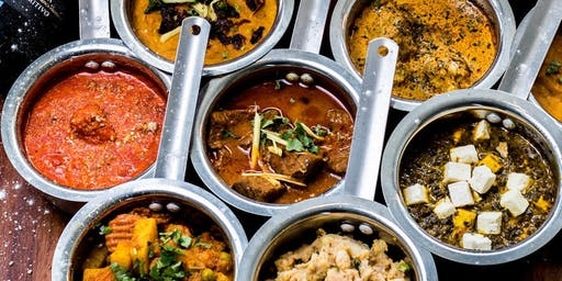 Learn to cook an Indian feast!