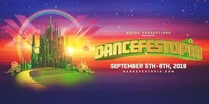 Dancefestopia Camping and Music Festival 2019