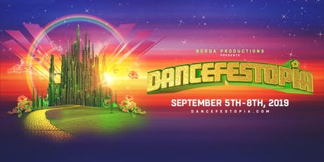 Dancefestopia Camping and Music Festival 2019