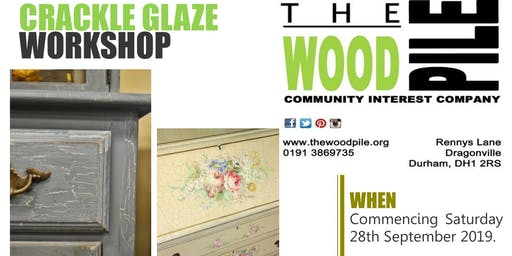 Crackle Glaze Workshop