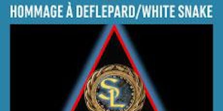 Hommage a White Snake & Def Lepard tickets