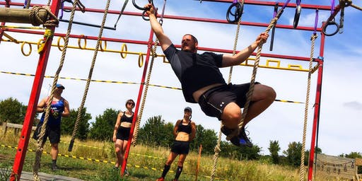 Obstacle Race Conditioning Class + Pay & Play Combo Ticket at The P.T Barn