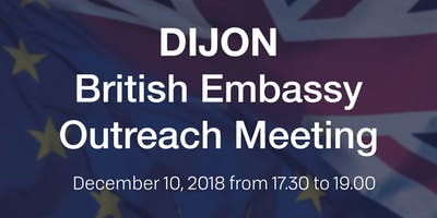 British Embassy Citizens Outreach - DIJON