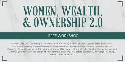 Women, Wealth, and Ownership 2.0