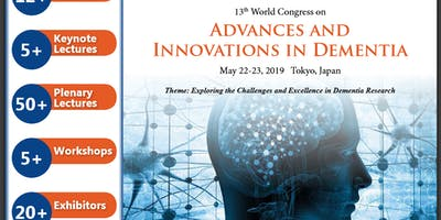 13th World Congress on Advances and Innovations in Dementia (CSE)