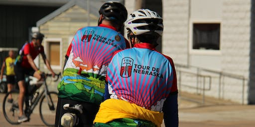 2019 Tour de Nebraska: A Bicycle Adventure