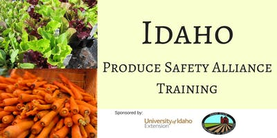 2018 Sandpoint Produce Safety Alliance Training
