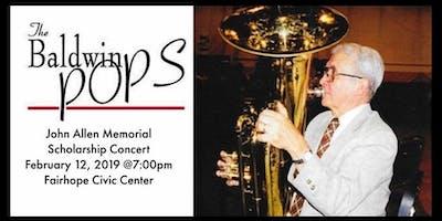 John Allen Memorial Scholarship Concert