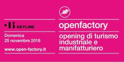 Open Factory @ Keyline