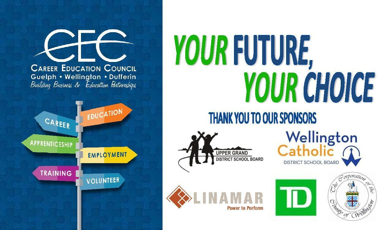 Your Future, Your Choice: Sponsors & Exhibito