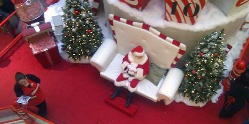 "November 17:  Upper Canada Mall ""Sensitive Santa"" Visit"