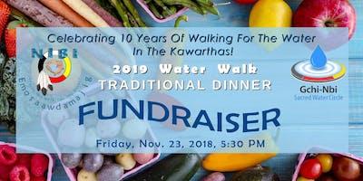 2019 Water Walk Traditional Dinner Fundraiser