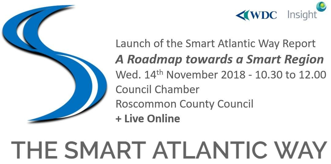 Smart Atlantic Way - A Roadmap towards a Smart Region