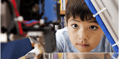 FREE Interactive Seminar: The Newest in 3D Printing and scanning for Pre K - 12
