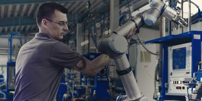 Making Automation Part of Your Strategic Plan (Augusta Manufacturing Growth Meeting Series)