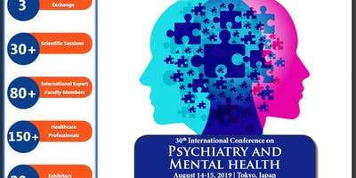 30th International Conference on Psychiatry and Mental Health (CSE)