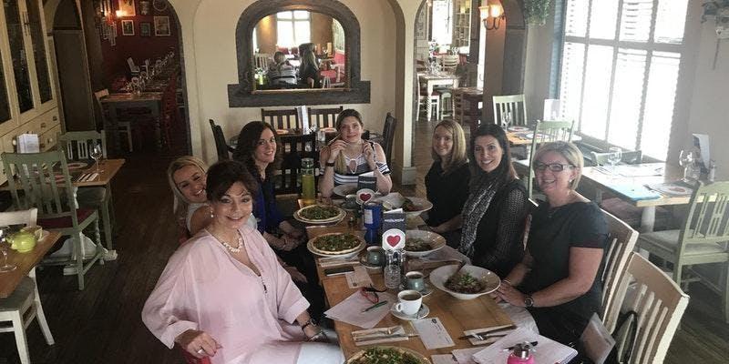 All Women Enterprise - Newcastle Brunch Meeti