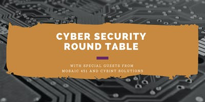 Biannual Cyber-security Round table