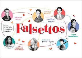 Falsettos at the Kennedy Center - SOLD OUT!