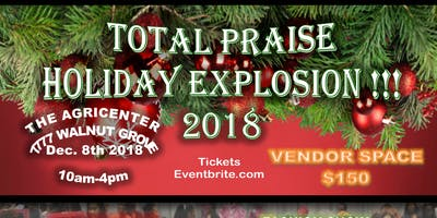 Total Praise Holiday Explosion