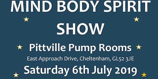 Cheltenham Mind Body Spirit Wellbeing Show Tickets Sat 6 Jul 2019