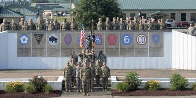 """3rd Annual \""""Spartan Ball\"""" Hosted by 2nd Battalion 152nd Infantry"""