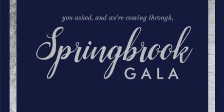 Springbrook Gala: Class of 2009 Reunion  tickets