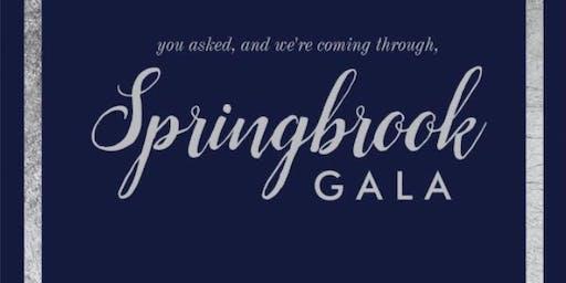 Springbrook Gala: Class of 2009 Reunion