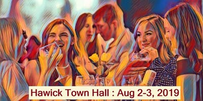 The Gin Society - Hawick Festival 2019