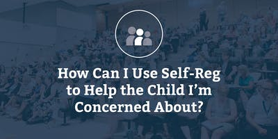 How Can I Use Self-Reg to Help the Child I'm Concerned About?