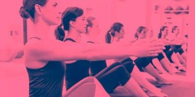 Cours de Pilates (Rose pilates : pratique adaptée cancer du sein)