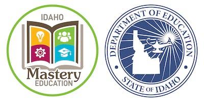 Idaho Mastery Education Conference 2019