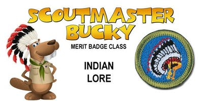 Indian Lore Merit Badge - Class 2018-12-15 - Saturday AM - Boy Scouts of America