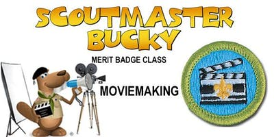 Moviemaking Merit Badge - Class 2018-12-15 - Saturday AM - Boy Scouts of America