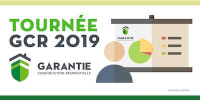 Tournée GCR 2019 – Trois-Rivières