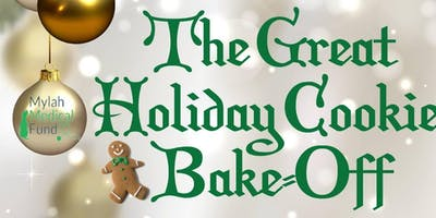 The Great Holiday Cookie Bake-Off