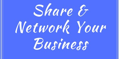 Share and Network Your Business
