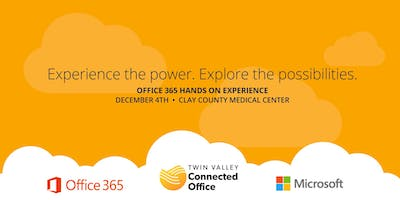 Twin Valley Office 365 Hands On Experience- Clay Center