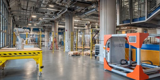 Autodesk Technology Center, Boston - BUILD Space Tour