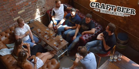 Craft Beer Tour- Tour Breweries & Craft Beer Houses Around Manchester tickets