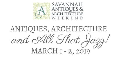 Program Ad: Savannah Antiques and Architecture Weekend