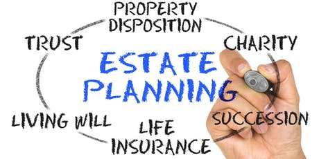 """Estate Planning & Asset Protection Essentials- """"How to Keep More of your """"Stuff"""" tickets"""