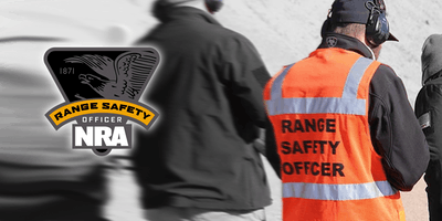 Range Safety Officer NRA Basic Course
