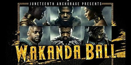 2nd Annual Wakanda Ball tickets