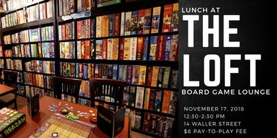JSOC Presents: First Year Lunch at the Loft