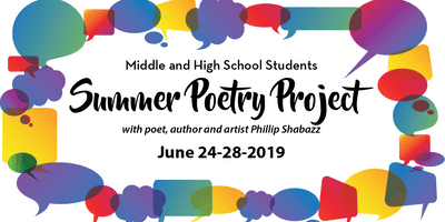 Summer Poetry Project for Middle and High School Students