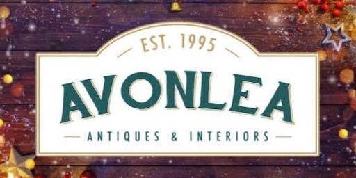 Avonlea's Annual Christmas Open House