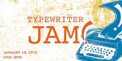 Typewriter Jam 2019