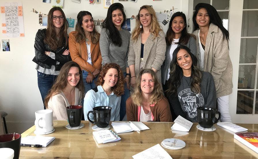 Women's Network: Coffee + Chat with Phephe
