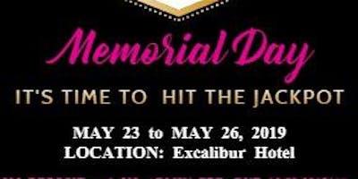 Memorial Day Weekend 2019 in Las Vegas